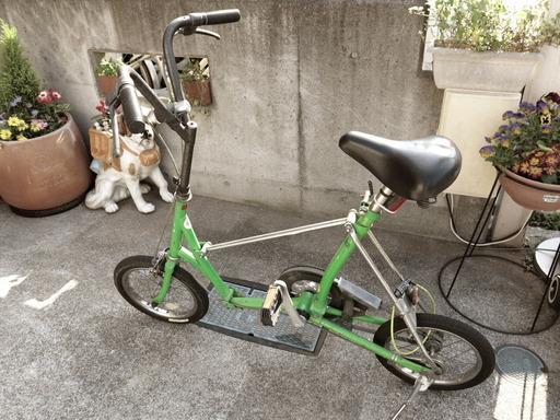 さいたま ウイング 自転車