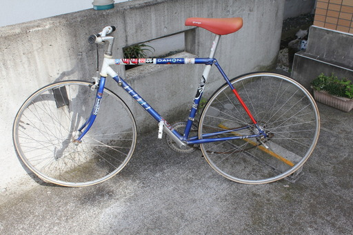 ロードバイク カスタム サイクリー