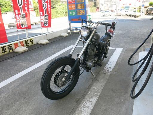 ブラットスタイル SR400