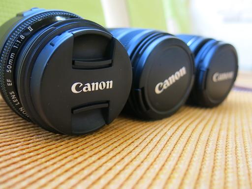 CANON 単焦点レンズ EF50mm