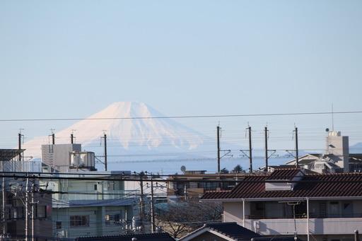 富士山 さいたま市