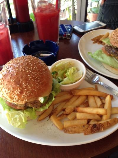 新宿 FAITH ハンバーガー