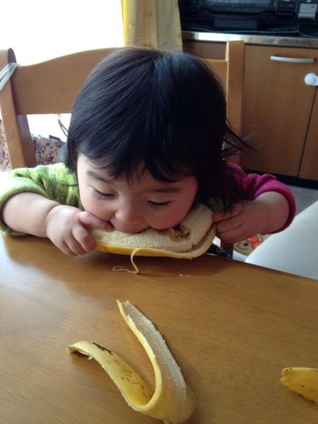 大食い あかちゃんのサムネイル画像