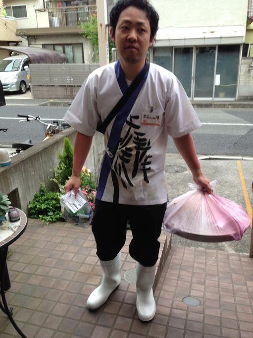 がってん寿司 大成 デリバリー