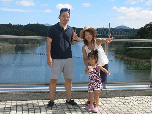 さくら湖 三春ダム