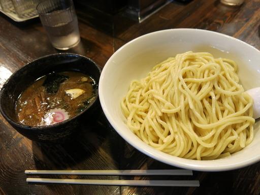 新越谷 でん つけ麺