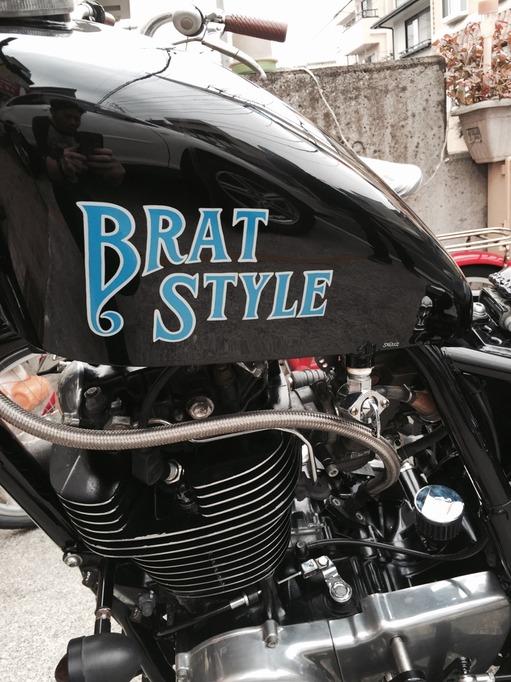 BRATSTYLE SR500
