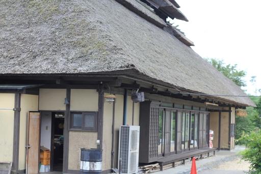 三春の里 福島 コテージ