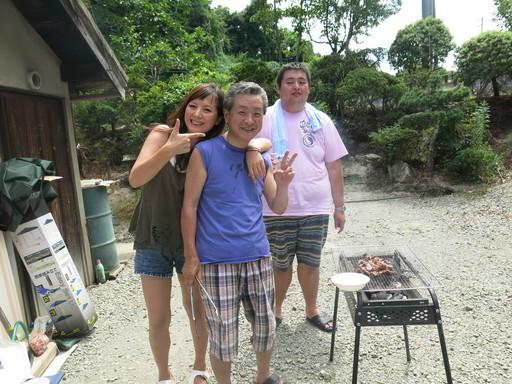 舞木 福島 BBQ