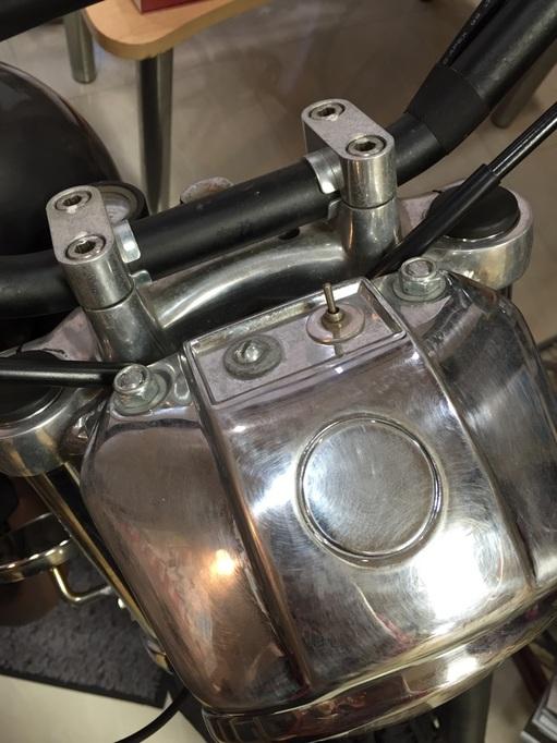 BRATSTYLE DIRT CHOPPER ダートチョッパー SR ブラットスタイル 床屋 バイクのサムネイル画像