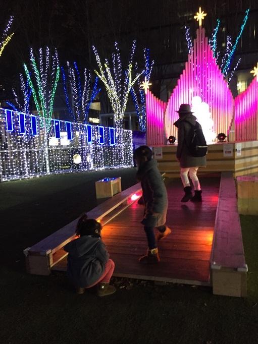 さいたま新都心 イルミネーション 2016