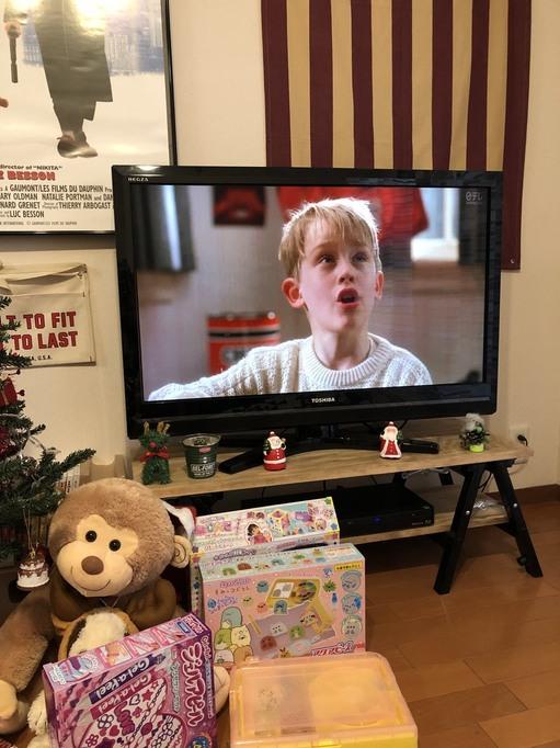クリスマス 映画 ホームアローン ケーキ 家族で過ごす 家